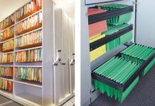Mobile Shelving - The System