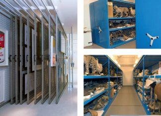 Museum Storage Systems