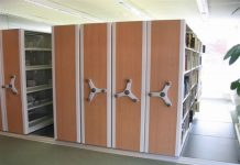 Roller Racking is one of the many terminologies for Mobile Shelving.