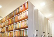 Mobile Shelving Systems Midlands