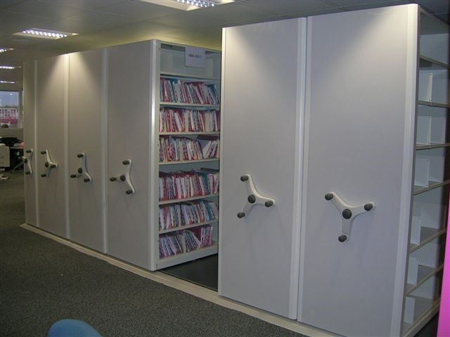 Mobile Archive Storage