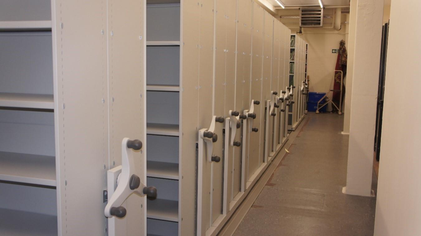 Mobile Medical Record Storage
