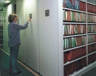 Mobile Personnel Record Storage